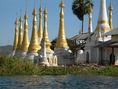 Indein Temple, Burma